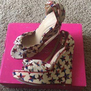 Shoedazzle Women's Wedges